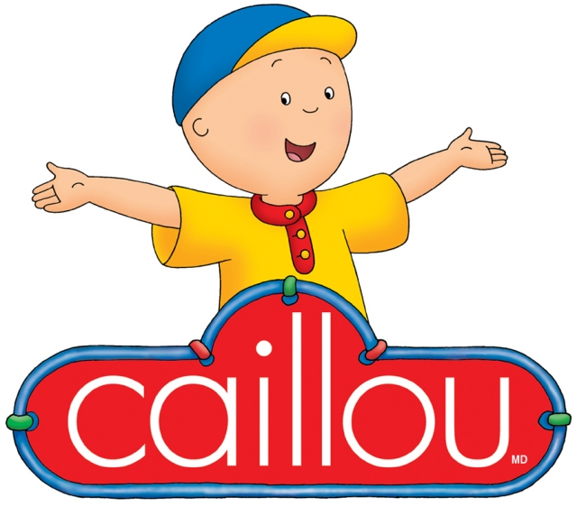 Animation Caillou 24/7 Live